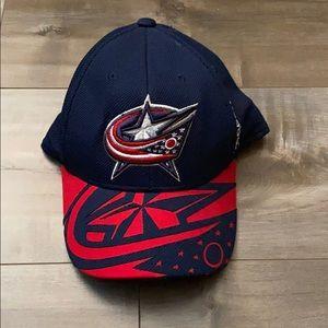 COLUMBUS BLUE JACKETS: NHL Reebok Hat